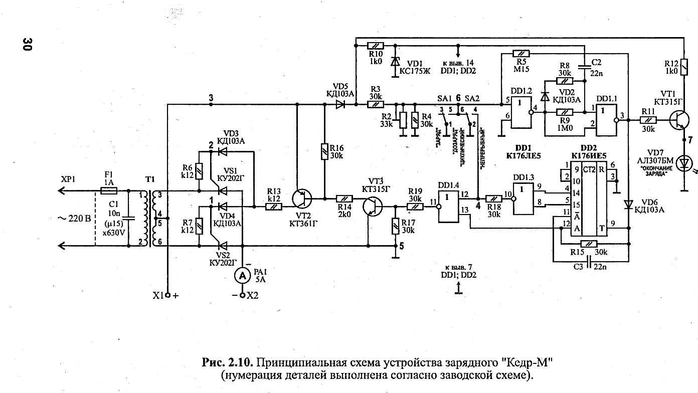 Зарядное Автомобильное Устройство Кедр5 Инструкция К Нему