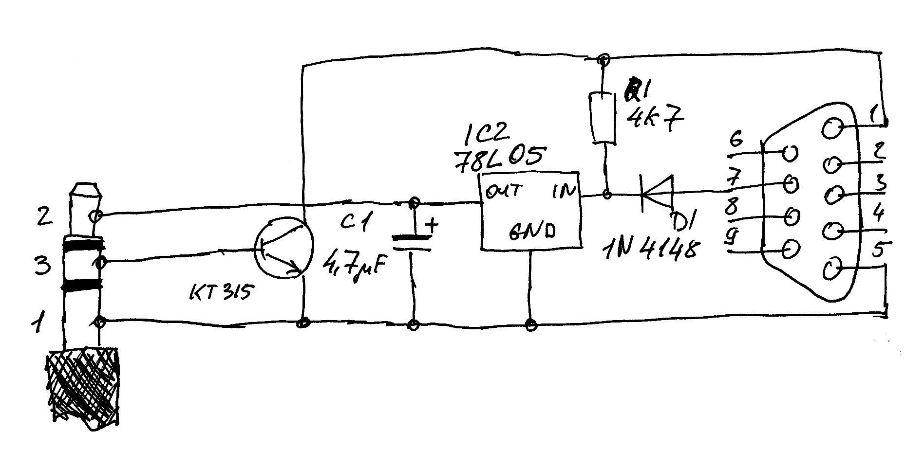 f&d yf-2b схема ремонт