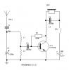 Выделенный контуром сигнал через С3 поступает на базу транзистора...  Несколько схем простейших радиоприемников с...