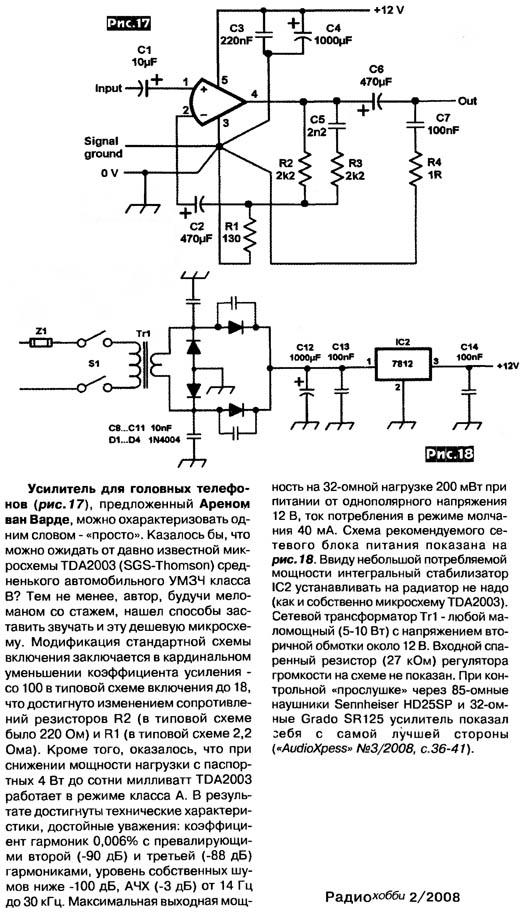гамма минимальное подребление тока тда 2003 обзор фирм-производителей
