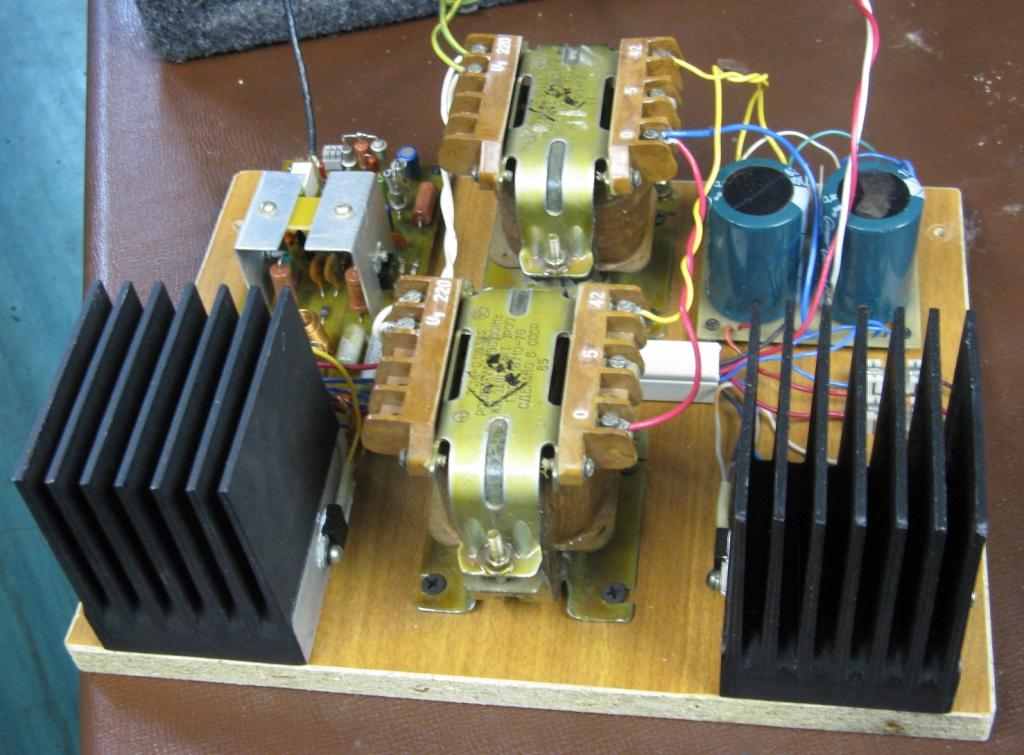 Радиатор для блока питания своими руками 97