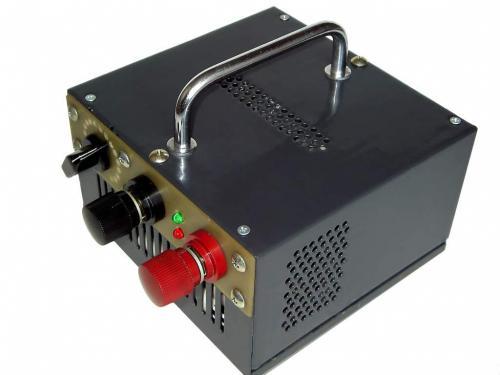 Практическое руководство как на базе компьютерного блока питания АТ можно сделать малогабаритный и легкий аппарат для...
