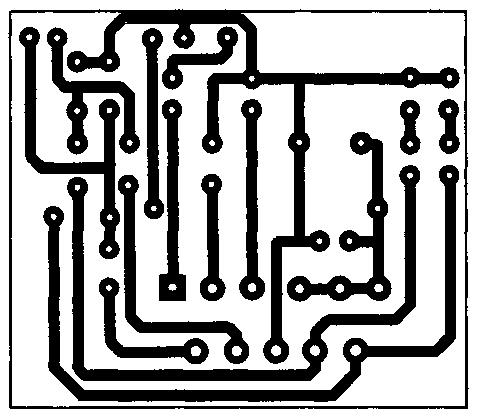 tda2005 печатная плата - Исскуство схемотехники.