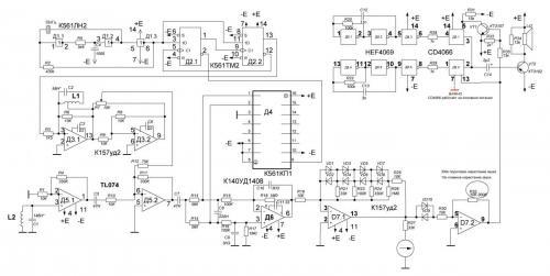 Страница 22 из 27 - Металлоискатель Передача-Приём Щедрина - опубликовано в Металлоискатели: Привет.