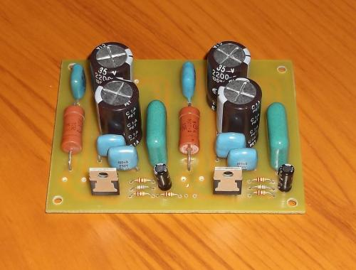 микросхемы серии TDA 2052