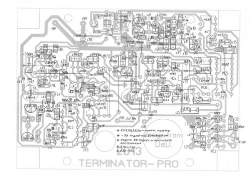 Страница 2 из 40 - Terminator-Pro - опубликовано в Металлоискатели: sputnic, , написал:ЦитатаПредлагаю вариант...
