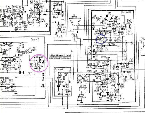 Схема электроника вл 100 фото 189