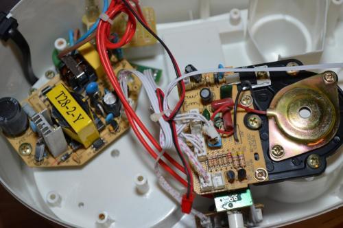 Ремонт ультразвуковых увлажнителей воздуха для