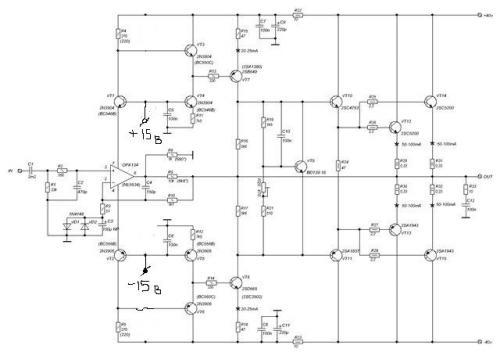 ...опубликовано в Усилители мощности: Про КТ503Е с макс. мощностью 350мВт и напряжением КЭ 80в это вопрос к Сухову...