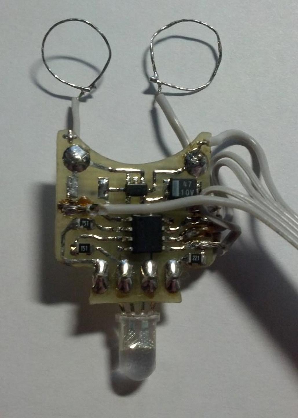 Поисковый радио маячок своими руками 99