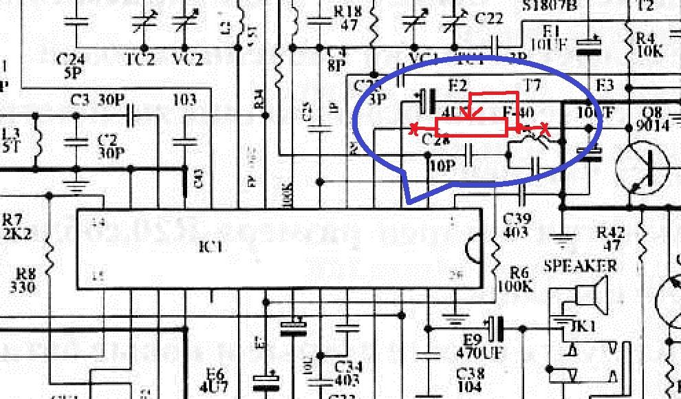 Радиоприёмник mason r411 схема