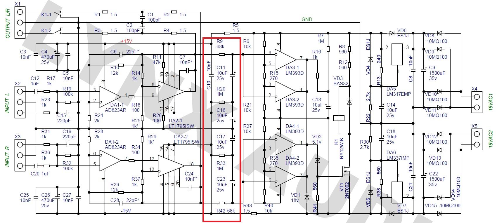 Как сделать неполярный конденсатор из полярного фото 354