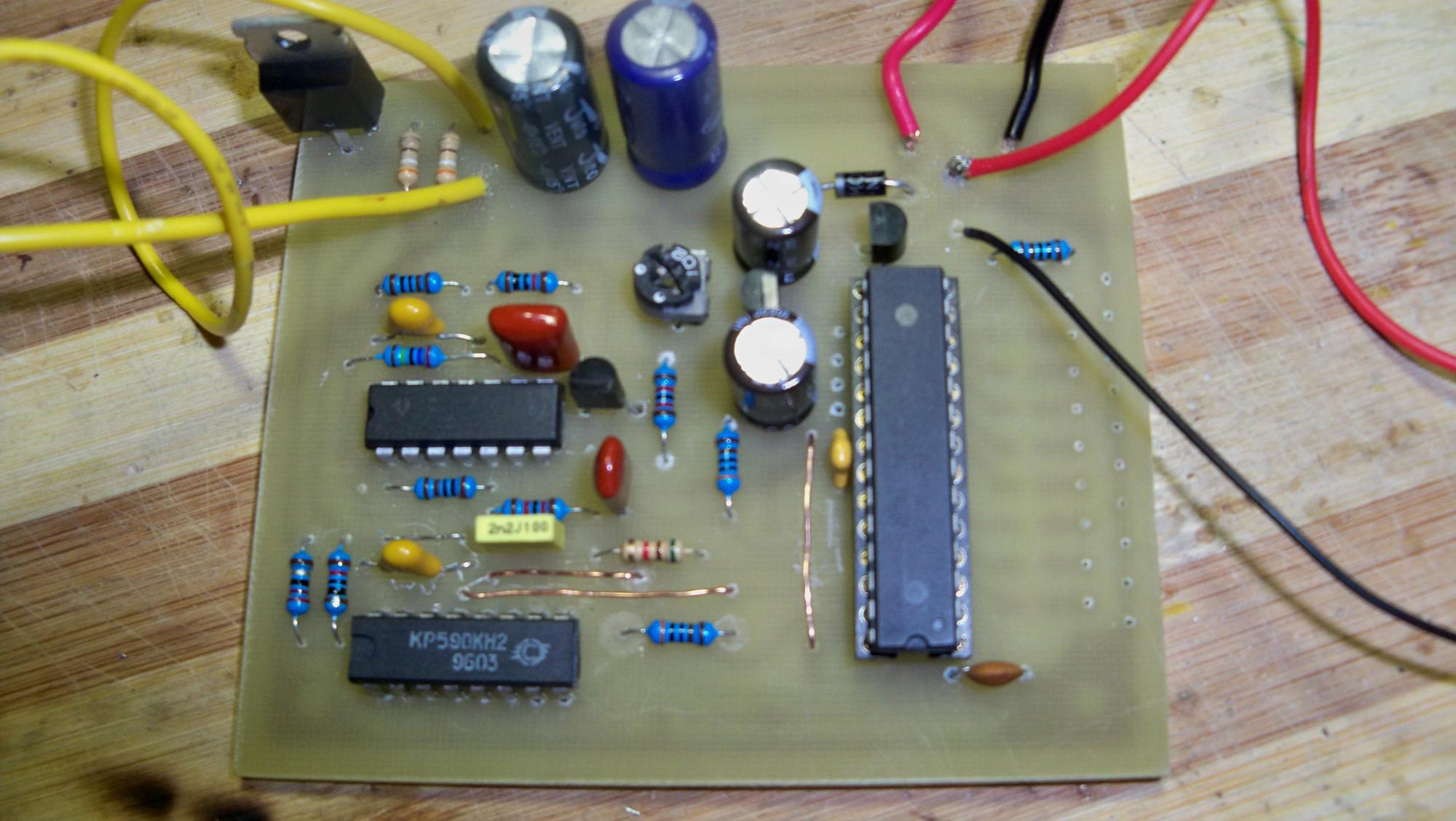 Импульсный металлоискатель clone pi-w своими руками