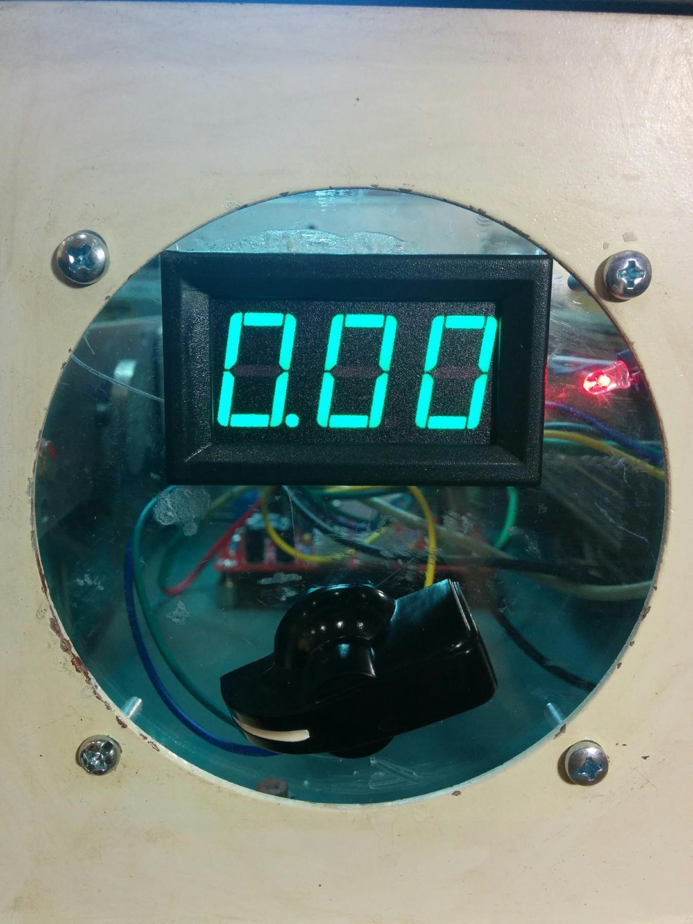 Как сделать аналоговый амперметр
