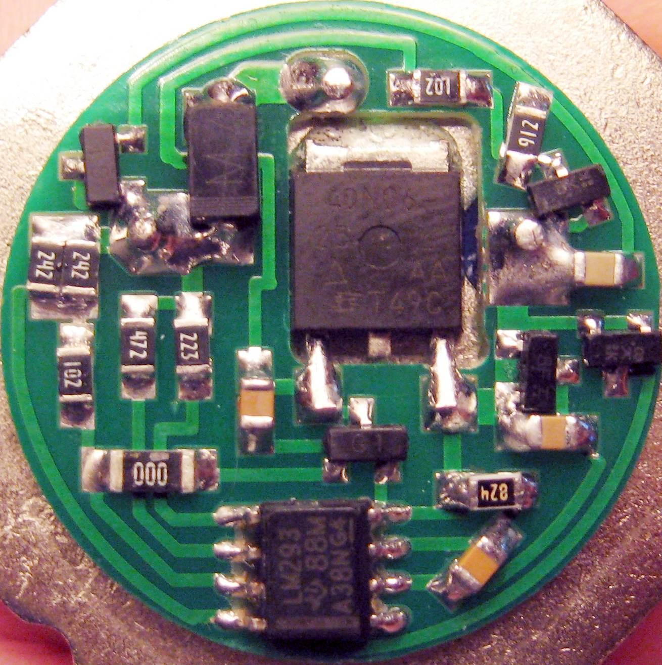 irf1010e схемы