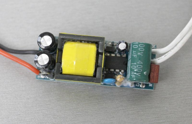 Драйвер для светодиодов 12в для авто своими руками