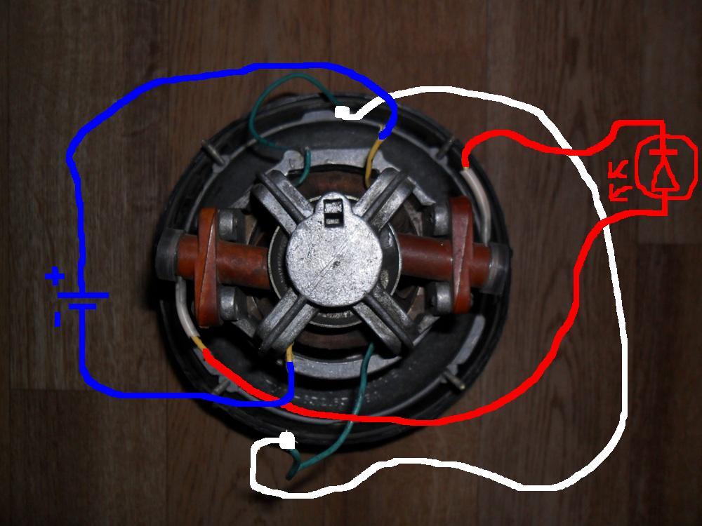 Как сделать мощнее генератор 758