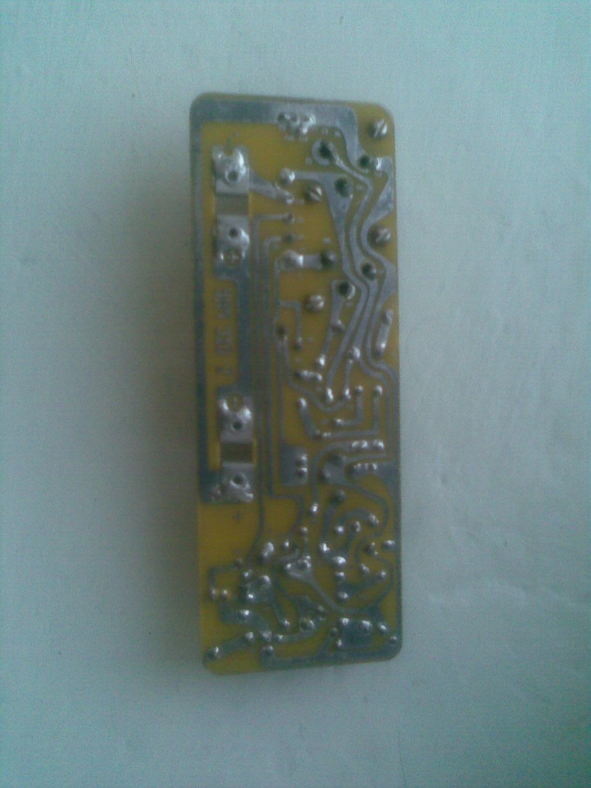 схема подключения транзистора п213б