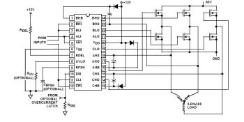 Контроллер для асинхронного двигателя