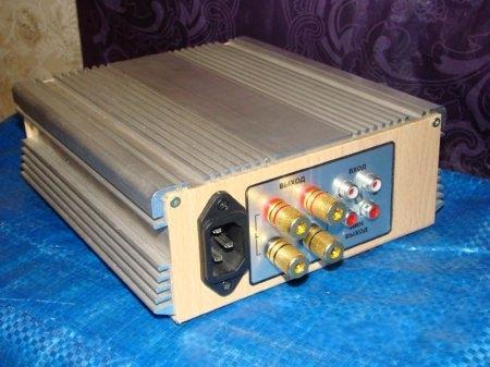 TDA1557Q c темброблоком на