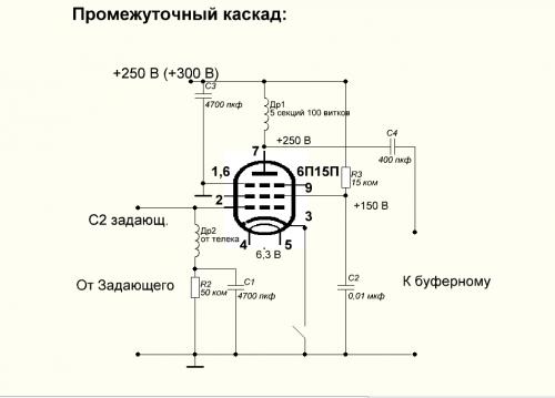 Страница 45 из 163 - Об Изготовлении Ам Кв Передатчиков - опубликовано в КВ и радиосвязь: Если сетку и анод пентода...