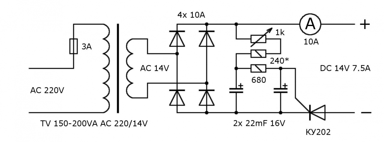 схемы зарядных устройств для фотокамер хотите