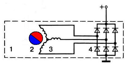 Принципиальные схемы от фонариков до микрокотроллеров, радиоприемник...