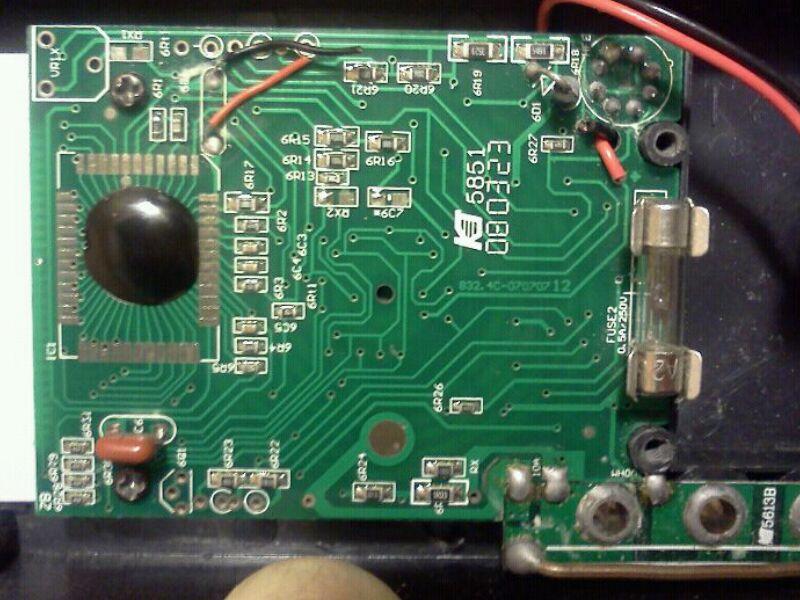 Цифровой мультиметр DT-830B: инструкция по эксплуатации и ...