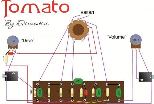 Страница 5 из 15 - Комбик Из Tomato+Tda2030 - опубликовано в Гитарное оборудование: напряжение вроде 60 Вольт. да не...