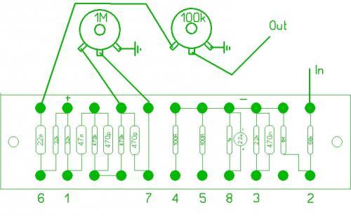 Страница 6 из 15 - Комбик Из Tomato+Tda2030 - опубликовано в Гитарное оборудование: А какие конденсаторы в катодах...