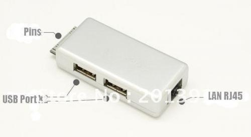 30pins-USB-adapter-LAN-RJ45-