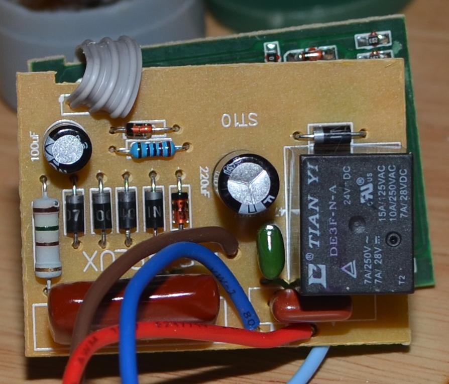 Схема датчика движения 008 фото 394