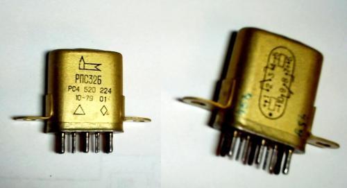 001-1 РПС32Б.