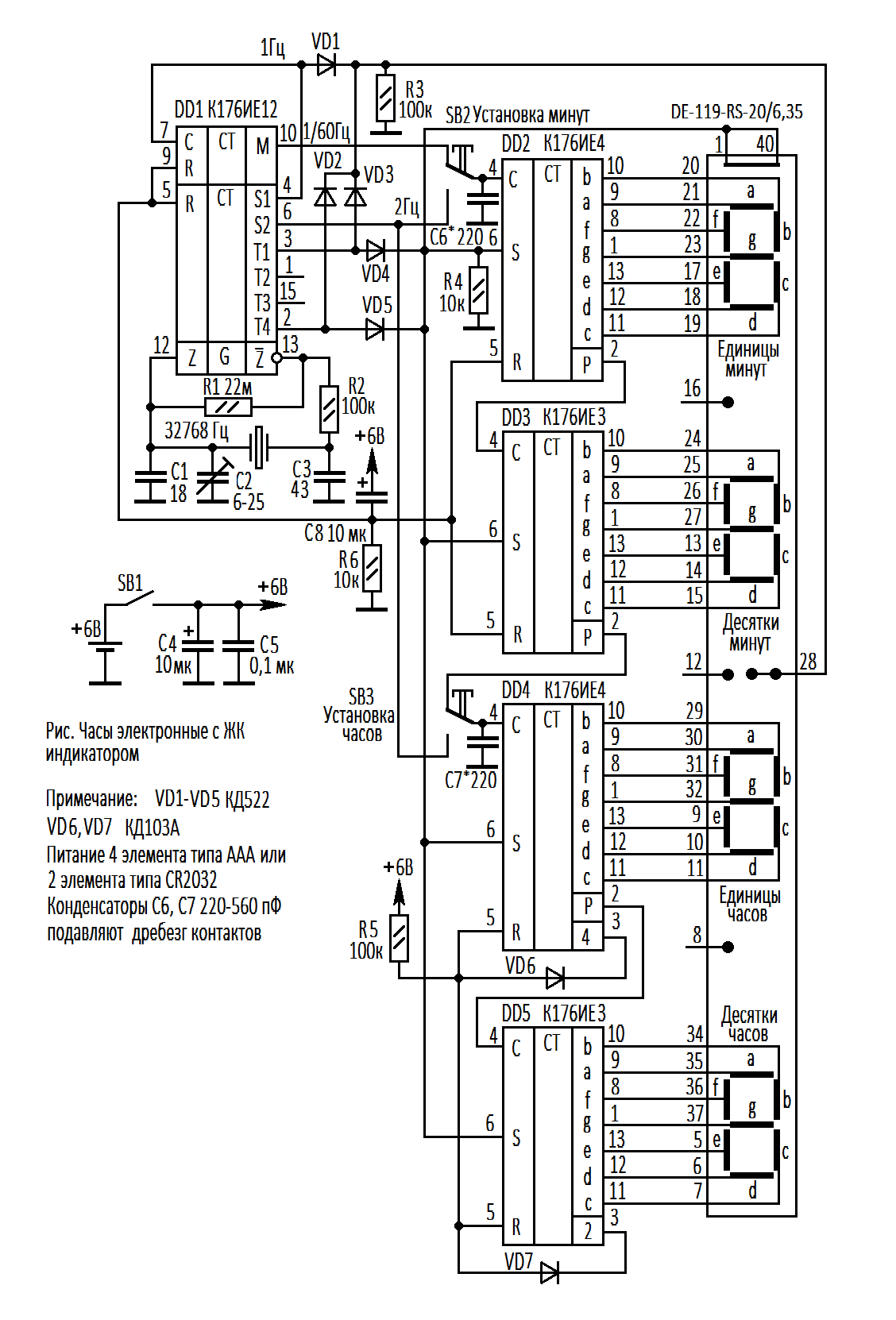 Dynaco st 70 amplifier схема