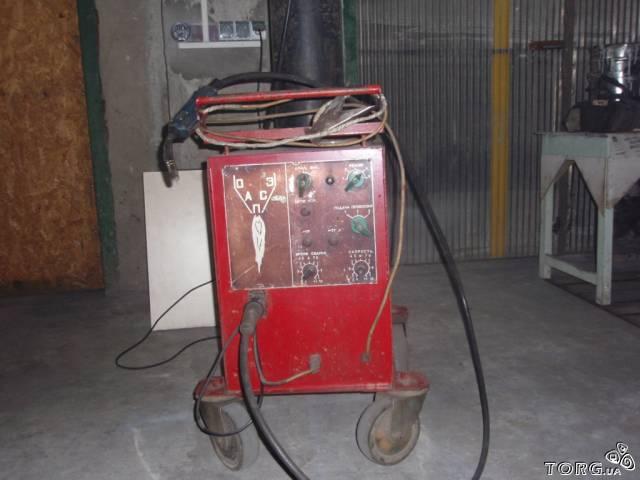 Электросхема сварочных