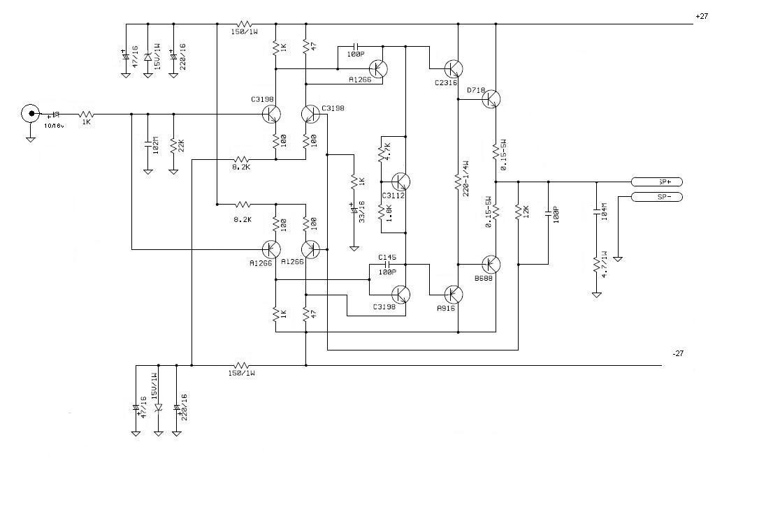 Усилитель fp-804 схема
