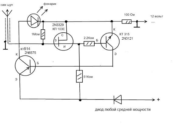 Стробоскоп своими руками установка зажигания