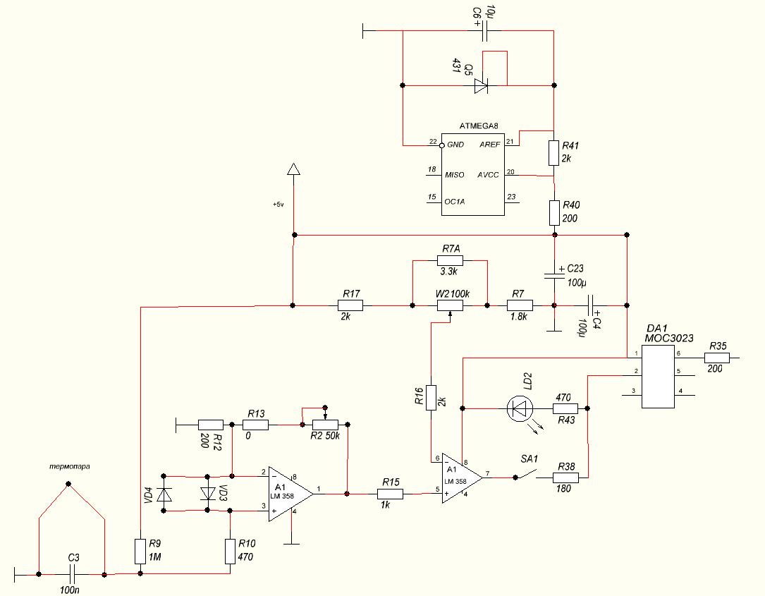 Схема радиоприемника селга 405