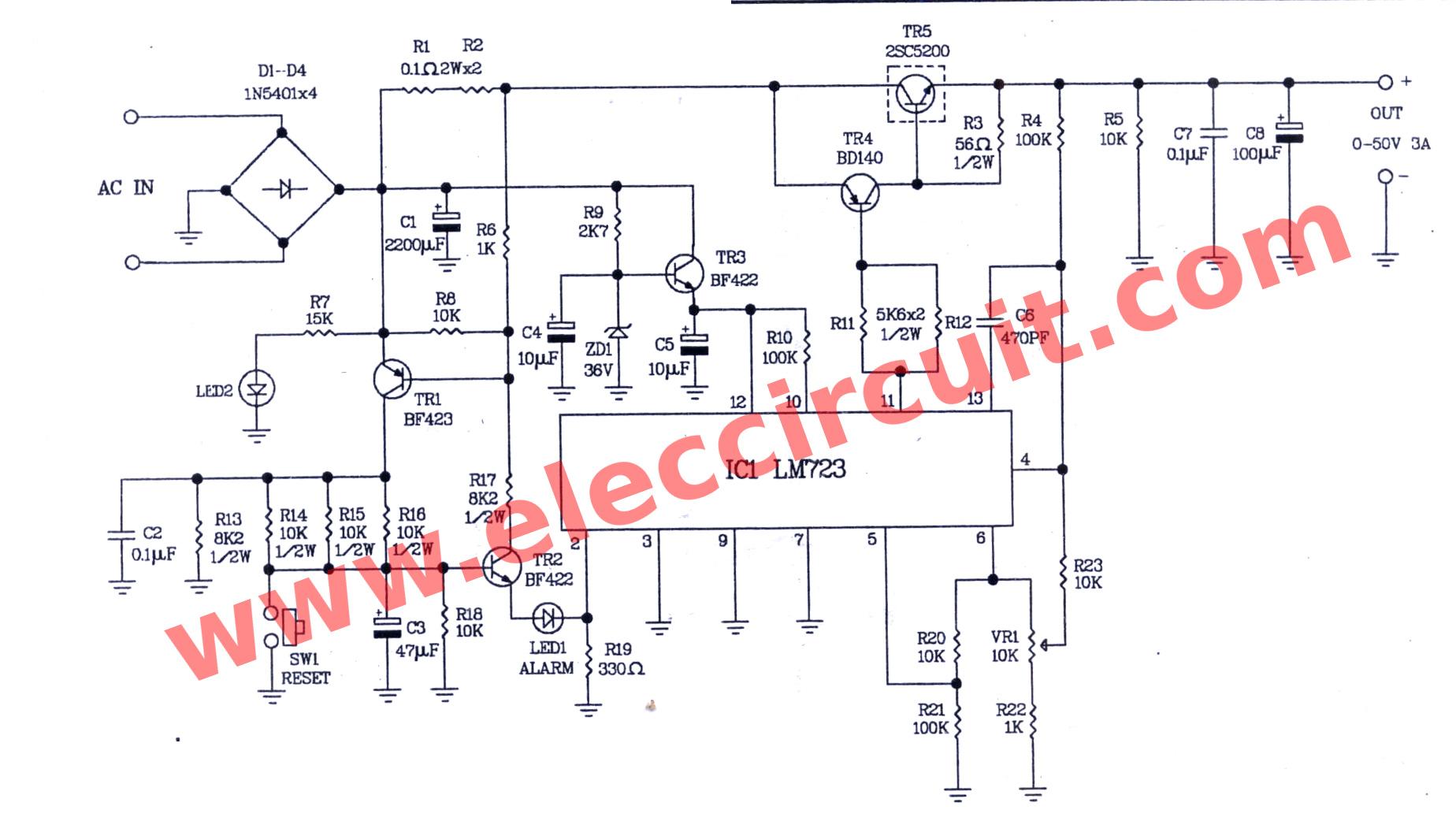 Блок питания 5 вольт 2 ампера схема