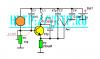 В схеме можно использовать также КТ315, КТ3102 или любой другой маломощный свч-транзистор с любыми буквенными...