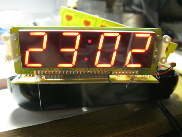 Часы first rw-2400 схема