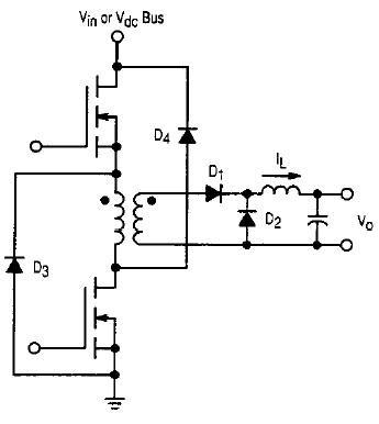 В приложении упрощенная схема косого моста/полумоста.