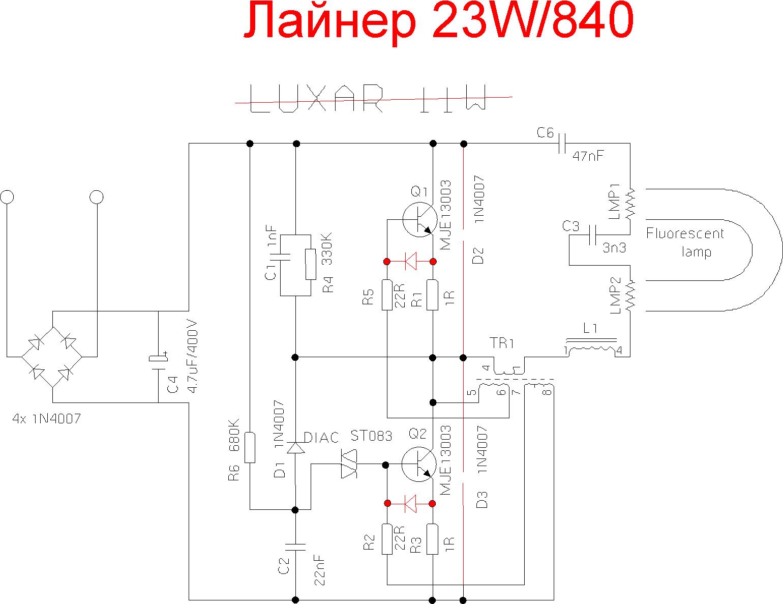 Как сделать импульсный блок питания из сгоревшей 785