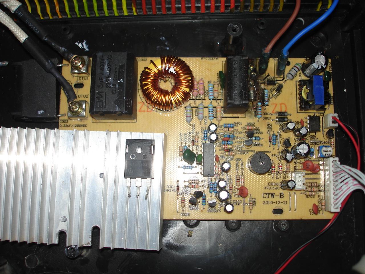 Воскресенск ремонт электроплит