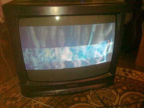 Схема. AIWA, TV
