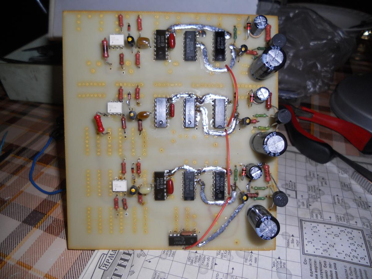 Трехфазный регулятор мощности - Форум лаборатории спиртного 36