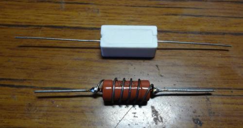 Проволочный резистор своими руками 90