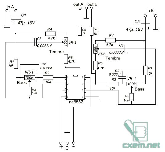 Микросхема 45580 схема