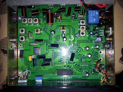 схему радиостанции таис
