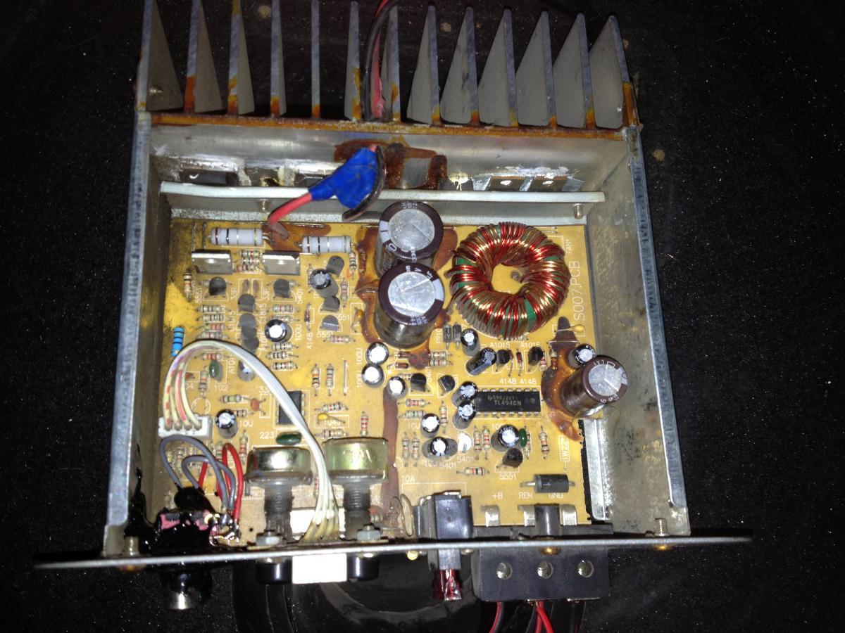 Схема авто усилителя сабвуфера фото 561